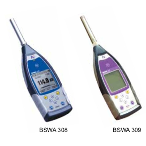 BSWA 308 Class 1 Sound Level Meter
